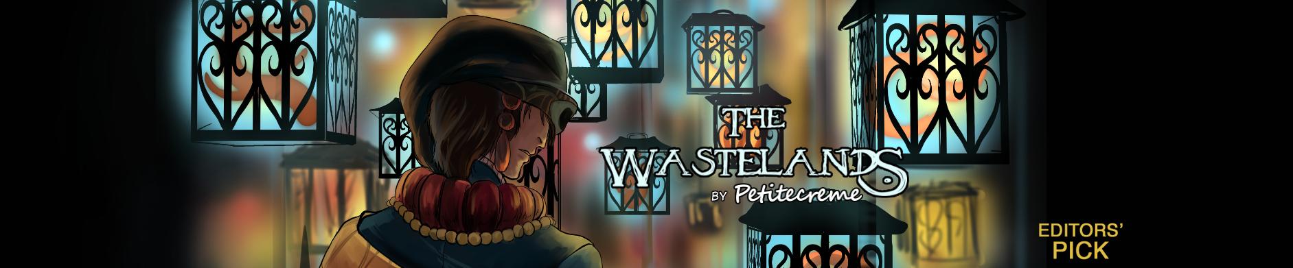 Petitecreme's - The Wastelands: RAHU (CH0)
