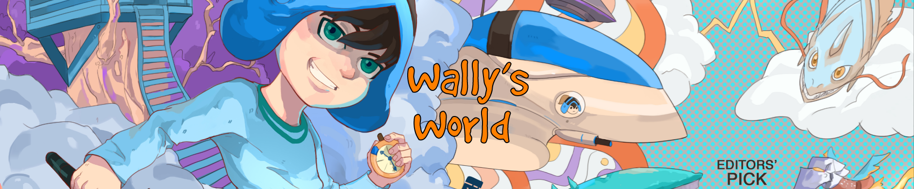 Little Guy Stories' - Wally's World