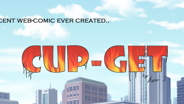 Cup-Get the Webcomic