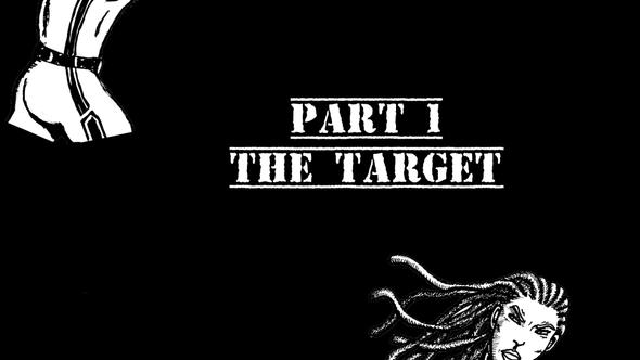 The Green-Eyed Sniper - Part 1 - The Target