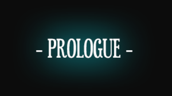 :Rebirth - :Prologue