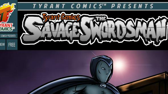 The Savage Swordsman Night of the Swordsman