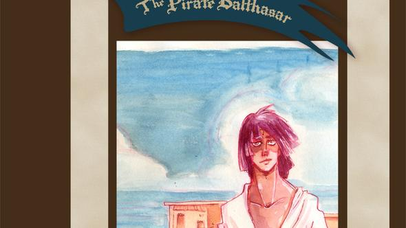 The Pirate Balthasar - Out There!