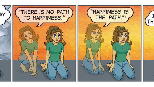 Path to Happiness