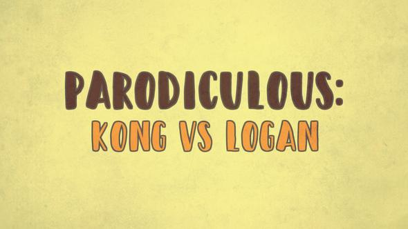 Kong VS Logan