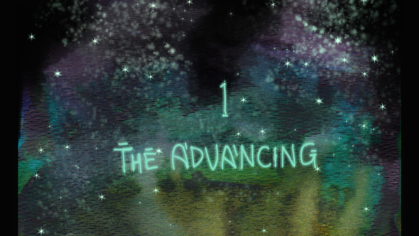 Chapter 1: The Advancing
