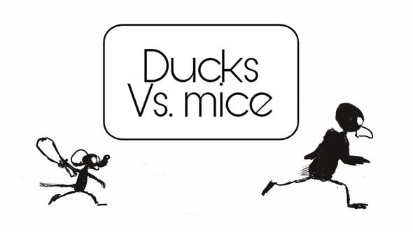 Ducks VS. Mice
