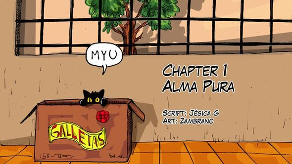 Netjer - Chapter One: Alma Pura
