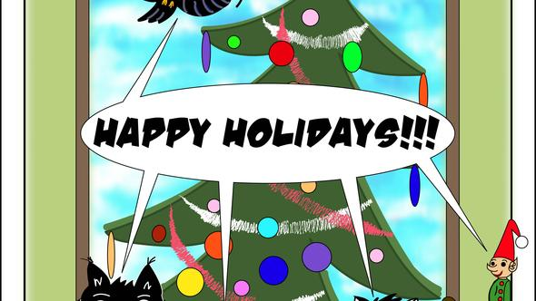 Condo Critters Ep. 24: Happy Holidays!